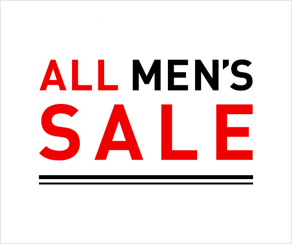 ALL MENS SALE