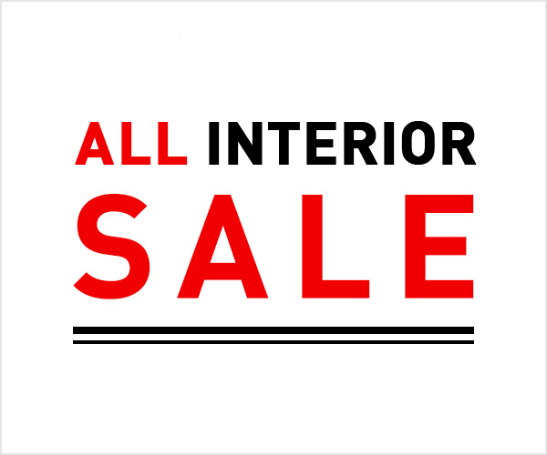 ALL INTERIOR SALE