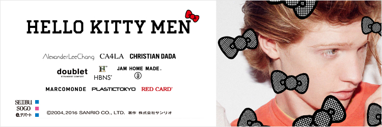 HELLO KITTY MEN