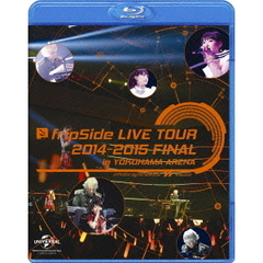 fripSide/fripSide LIVE TOUR 2014-2015 FINAL in YOKOHAMA ARENA <通常版>(Blu-ray Disc)