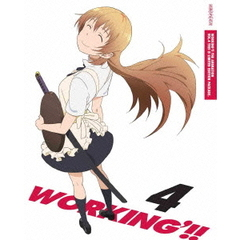 WORKING'!! 4 (Blu?ray Disc)