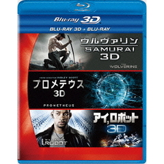 FOX SF 3D・2DブルーレイBOX <初回生産限定>(Blu-ray Disc)