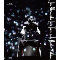 赤西 仁/JIN AKANISHI LIVE TOUR 2016 ~Audio Fashion Special~ in MAKUHARI[Blu-ray](Blu-ray Disc)