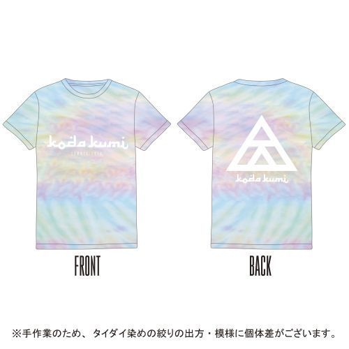 倖田來未/TIE-DYE TEE(S)(a-nation2016)