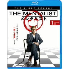 THE MENTALIST/メンタリスト <ファースト・シーズン> Vol.1(Blu-ray Disc)
