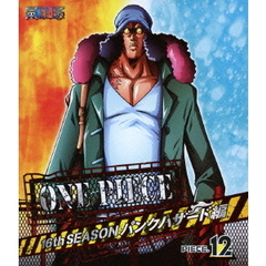 ONE PIECE ワンピース 16th SEASON パンクハザード編 piece.12(Blu?ray Disc)