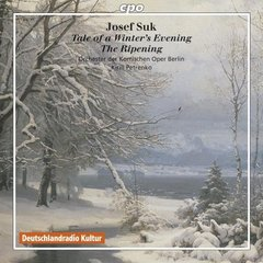 KIRILL PETRENKO/SUK : TALE OF A WINTER'S EVENING(輸入盤)