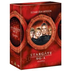 スターゲイト SG-1 SEASON 4 DVD The Complete Box 10th Anniversary