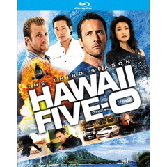 HAWAII FIVE-0 シーズン 3 Blu-ray BOX(Blu-ray Disc)