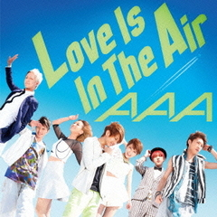 Love Is In The Air(DVD付)
