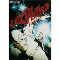 LUPIN THE THIRD first tv.DVD Disc 1