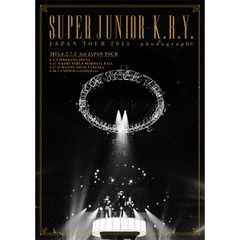 Super Junior-K.R.Y./Super Junior-K.R.Y. JAPAN TOUR 2015 ?phonograph?