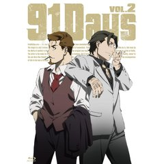 91Days Vol.2(Blu-ray Disc)