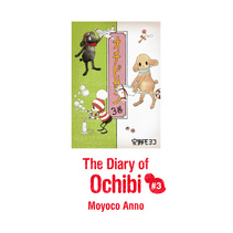 The Diary of Ochibi-san (オチビサンEnglish ver.) vol.3