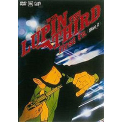 LUPIN THE THIRD first tv.DVD Disc 2