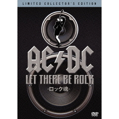 AC/DC:LET THERE BE ROCK-ロック魂-[DLV-Y30390][DVD]