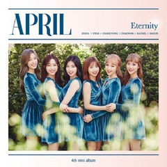 APRIL/4TH MINI ALBUM : ETERNITY(輸入盤)
