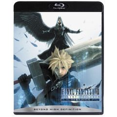 FINAL FANTASY VII ADVENT CHILDREN COMPLETE <通常版>(Blu-ray Disc)