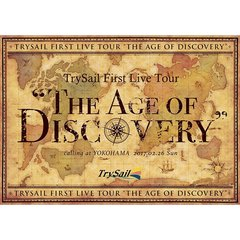 "TrySail/TrySail First Live Tour ""The Age of Discovery"" 初回生産限定版(Blu-ray Disc)"