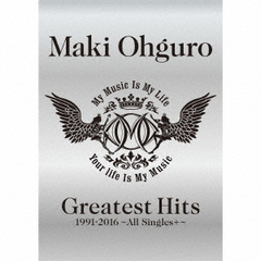 Greatest Hits 1991-2016 ~ALL Singles+~(BIG盤/初回限定生産)