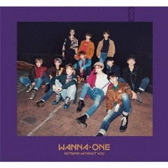 1-1=0(NOTHING WITHOUT YOU)-JAPAN EDITION-(WANNA ver.)<B3ポスター付>