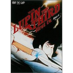 LUPIN THE THIRD first tv.DVD Disc 4