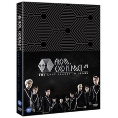 EXO/EXO FROM. EXOPLANET #1 -THE LOST PLANET- IN SEOUL<3DVD+PHOTOBOOK>(輸入盤)