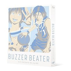 BUZZER BEATER 1st& 2nd Quarter Blu-ray BOX(Blu-ray Disc)
