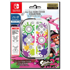 Joy-Con HARD COVER COLLECTION for Nintendo Switch(splatoon2)Type-A