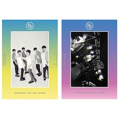 BOYFRIEND/5TH MINI ALBUM : NEVER END : DAY & NIGHT VER.(輸入盤)
