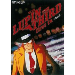 LUPIN THE THIRD first tv.DVD Disc 5