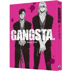GANGSTA. Blu-ray BOX(Blu-ray Disc)