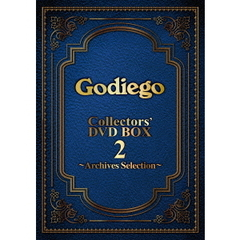 ゴダイゴ/Godiego Collectors' DVD-BOX 2 ?Archives Selection?