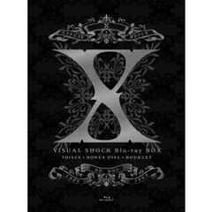 X JAPAN/X VISUAL SHOCK Blu-ray BOX 1989-1992 <完全生産限定版>(Blu-ray Disc)