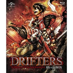 DRIFTERS Blu-ray BOX <特装限定生産>(Blu-ray Disc)