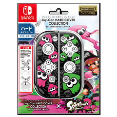 Joy-Con HARD COVER COLLECTION for Nintendo Switch(splatoon2)Type-B