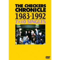 チェッカーズ/THE CHECKERS CHRONICLE 1983-1992 7×10 SINGLES 【廉価版】