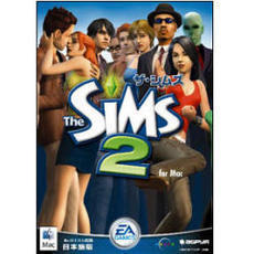 The Sims2 for Mac 日本語版(PCソフト)