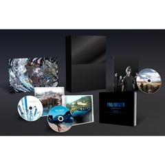 FINAL FANTASY XV Original Soundtrack <Blu-ray 初回生産限定特装盤><セブンネット限定特典トートバッグ(不織布製)付き>(Blu-ray Disc)