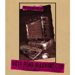 hide/UGLY PINK MACHINE file.2(Blu-ray Disc)