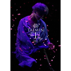 テミン/TAEMIN THE 1st STAGE 日本武道館<初回限定盤>(Blu-ray Disc)