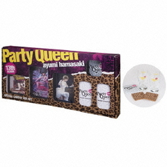 『Party Queen』SPECIAL LIMITED BOX SET(2DVD+Blu-ray付)