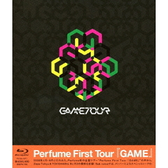 Perfume/Perfume First Tour 『GAME』(Blu-ray Disc)