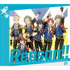 THE IDOLM@STER SideM ANIMATION PROJECT 01「Reason!!」【初回限定盤】<セブンネット限定:ポストカード>