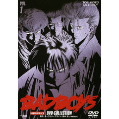 BAD BOYS DVD‐COLLECTION 【NEWPRICE】 Vol.1