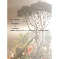 "ACIDMAN LIVE TOUR ""Second line & Acoustic collection II""in NHKホール<初回限定盤> (Blu-ray Disc)"