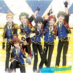 THE IDOLM@STER SideM ANIMATION PROJECT 01「Reason!!」【通常盤】<セブンネット限定:ポストカード>