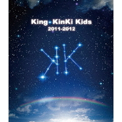 KinKi Kids/King・KinKi Kids 2011-2012 (Blu-ray Disc)