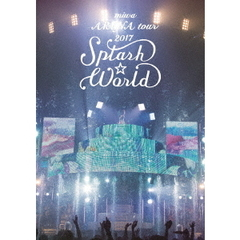 "miwa/miwa ARENA tour 2017 ""SPLASH☆WORLD"" 初回生産限定版(Blu-ray Disc)"