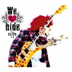"hide/We love hide ""The Clips"" +1(Blu-ray Disc)"